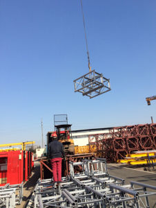 Hoist Mast Section for Construction Machinery pictures & photos