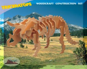 Children 3D Educational Paper Puzzle (GJ-Puzzle004) pictures & photos
