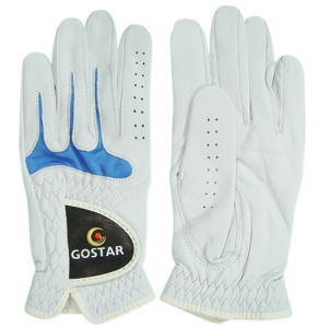 Indonisia Cabretta Golf Glove with Silicon DOT (CGL-19) pictures & photos