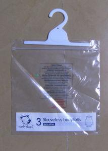 Plastic Hook Polybag/Oacking Bag/Plastic Hanger Bag/Transparent Plastic Hanger Bag pictures & photos