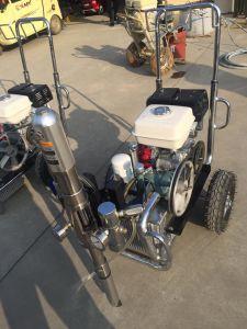 Hyvst High Pressure Airless Paint Sprayer Spt8200 Honda Engine pictures & photos