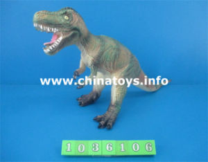 Hight Quality Soft Plastic Toys Novelty Dinosaur Toy (1036106) pictures & photos