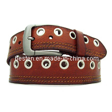 Fashion Studded Men Belts (BSD-11-093)