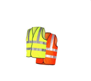 Cheap Wholesale Roadway Safety Hi-Vis Cloth Reflective Vest pictures & photos