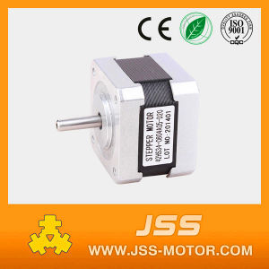 Manufacturer China NEMA 17 Stepper Motor (2 phase hybrid NEMA 17 stepping motor) pictures & photos