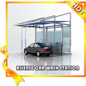 Risense Self Service Car Wash Station pictures & photos