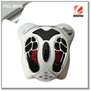 Multifunctional Low Frequency Therapy Heated Foot Massager with Remote Control