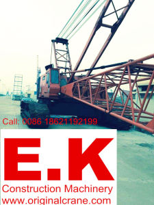 150ton Used Original Hydraulic Kobelco Construction Machinery Crawler Crane (P&H5170) pictures & photos
