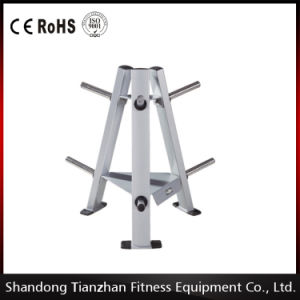 Gym Equipment Weight Plate Tree Tz-5018/Commercial Fitness Machine pictures & photos