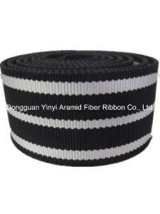 70mm White&Black High Strength Nylon Hoisting Webbing pictures & photos