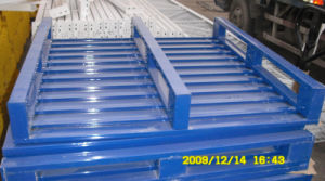 Metal Pallet Steel Pallet for Warehouse Storage pictures & photos