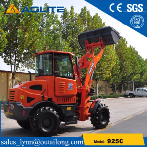 Factory Hydraulic New Small Front Payloader 925c for Construction Machinery pictures & photos