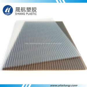 Frosted Double Wall Polycarbonate Plastic Board for Building Roof pictures & photos