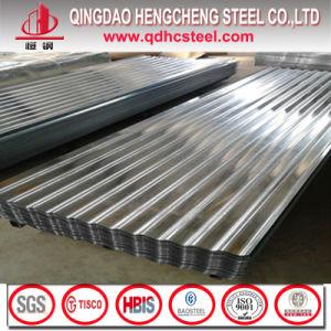 24 Gauge Zincalume Coated Corrugated Metal Roofing Sheet For Roof Tile