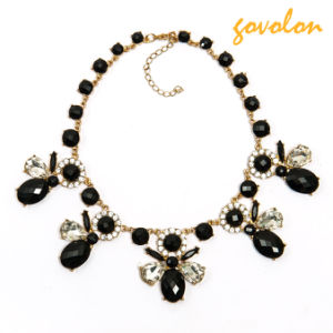 New Fashion Necklace Jewelry with Rhinestone and Crystal pictures & photos