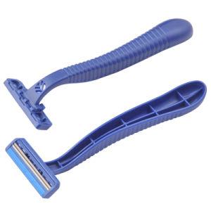Good Shaving Blade Razor Compete (KL-S202L) pictures & photos
