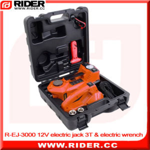 12V 3ton Electric Hydraulic Jack pictures & photos