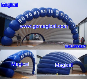 Inflatable Marquee Fair Trade Guangzhou (MIC-123) pictures & photos