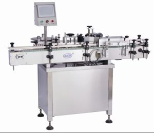 Automatic Round Bottle Label Machine pictures & photos