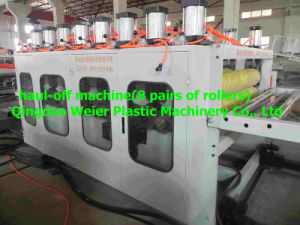 WPC Foaming Board Extrusion Machinery pictures & photos
