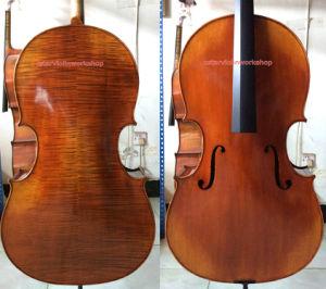 """Concert Cello! Montagnana 1739 """"Sleeping Beauty"""" Cello (Xmz-101)"""