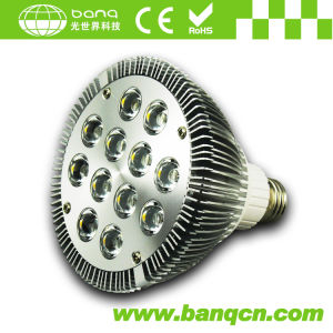 High Power LED PAR38 Lamp 12*1W (BQ-LAX-PAR38-12W1)