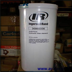 Ingersoll Rand Air Compressor Lubricant Hydraulic Oil Filter Element 36860336 pictures & photos