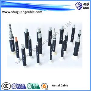 PVC/XLPE Insulated/ Medium Votlage Aerial Cable pictures & photos