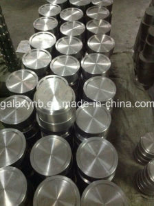 Custom-Made High Quality Titanium Alloy Target pictures & photos