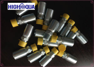 NPT Male Solid and Swivel Fittings, Hydraulic Hose Fittings pictures & photos