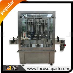 Auotmatic Linear Piston Paste Filling Machine pictures & photos