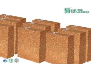 Eco-Friendly Free Chromite Cement Refractory Brick -Lzmlj-85 pictures & photos