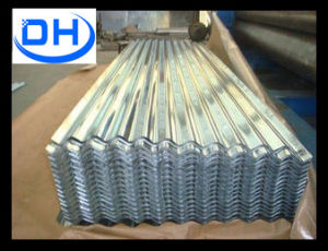 Gi and PPGI Corrugated Roofing Sheet pictures & photos