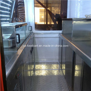 Factory Price Commercial Ice Cream Food Cart pictures & photos