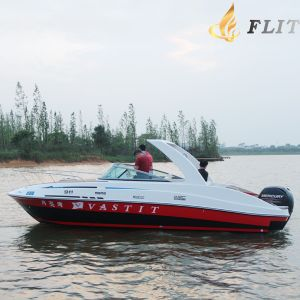 Popular Cabin Boats for Business Meetings or Party with Friends or Family Leisurement pictures & photos