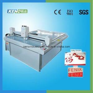 Carton Box Sample Cutting Machine (KENO-ZX series) pictures & photos