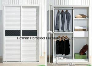 1.2 M Modern Custom Sliding Wardrobe Closet pictures & photos
