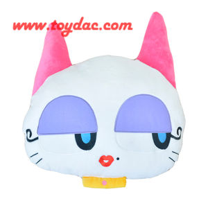 Stuffed Cat Cartoon Cushion pictures & photos