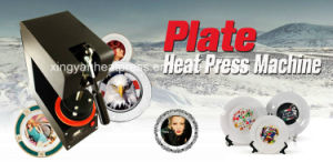 Wholesale Plate Heat Press Machine pictures & photos