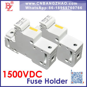 High Voltage 1500V Solar System Fuse Connectors pictures & photos