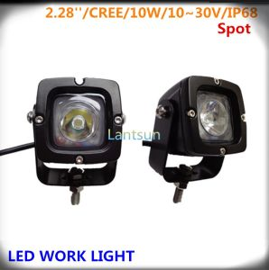 IP68 Vehicles Combo Beam 10W LED Light for Truck/SUV pictures & photos