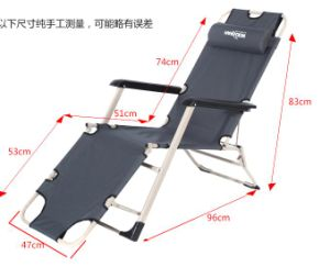 Outdoor Folding Cots and Chair Promotional Folding Chairs pictures & photos