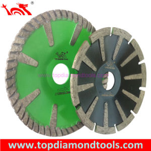 Diamond Contour Blade for Curve Cutting Granite pictures & photos