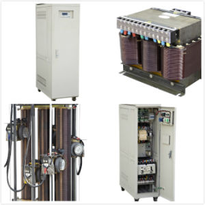 Energy Saving AC Single/Three Phase Voltage Stabilizer pictures & photos