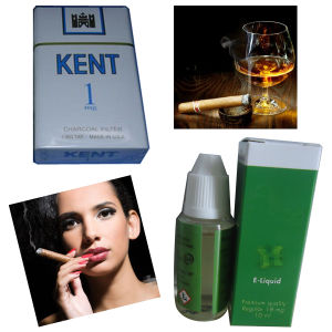 20ml 30ml Verginia Kent Texas Tabacco Flavored E Liquid OEM