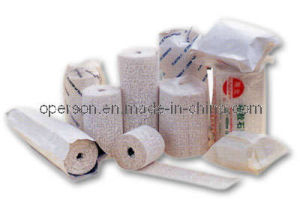 High Quality Pop Bandage (Plaster of Paris Bandage) Approved by CE and ISO pictures & photos