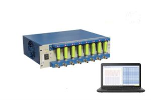 8 Channel Battery Analyzer (6-3000 mA, up to 5V) with Laptop & Software for All Rechargeable Cells - Bst8-3 pictures & photos