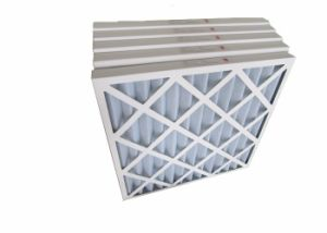 Intake Panel Air Filters/ Cardboard Pre Filter/G4 Pleat Filter pictures & photos