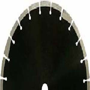 Diamond Saw Blades with Protective Teeth for Asphalt & Green Concrete Cutting pictures & photos