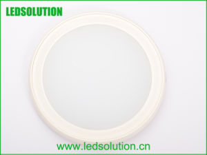 Round Ultra Thin 600*600 LED Panel Lighting pictures & photos